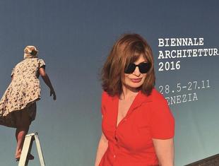 Moje życie w architekturze: Ewa P. Porębska