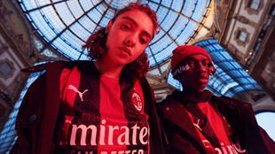 Nowa kolekcja Pumy dla AC Milan inspirowana architekturą Mediolanu
