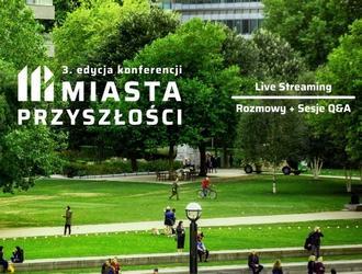 """Konferencja """"Miasta Przyszłości"""" 2020"""
