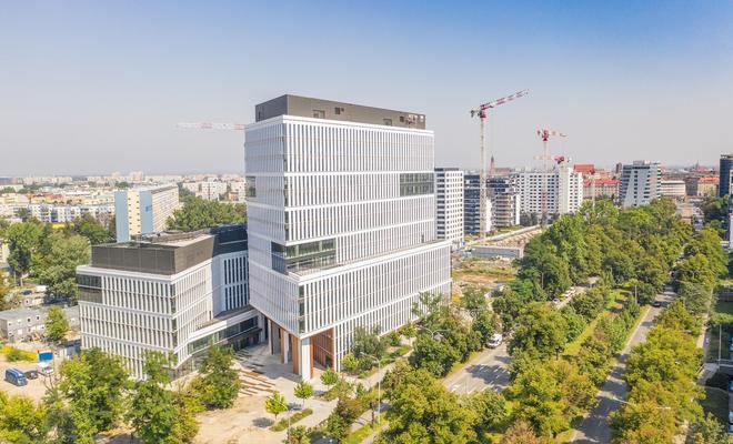 Centrum Południe we Wrocławiu projektu APA Wojciechowski