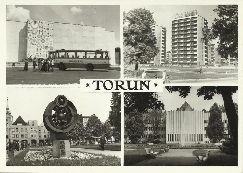 Papierowe miasto. Niezrealizowane projekty nowoczesnego Torunia: wykład on-line