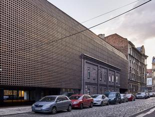 Wydział Radia i Telewizji w Katowicach w finale DETAIL Prize 2020