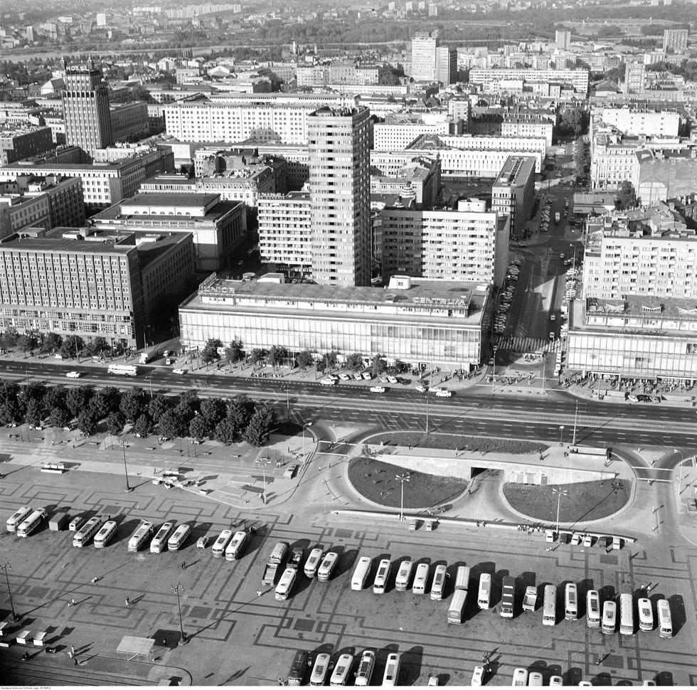 Ściana Wschodnia w Warszawie