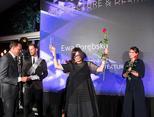 Ewa P. Porębska z nagrodą Top Woman 2020 in Real Estate