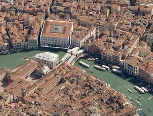 Biuro architektoniczne OMA przywróci Fondaco dei Tedeschi Wenecji