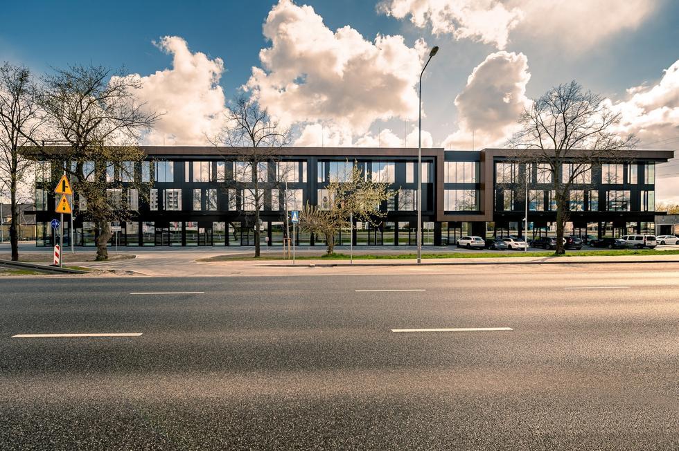 Liberty Motors w Piasecznie: największy salon motocyklowy w Europie