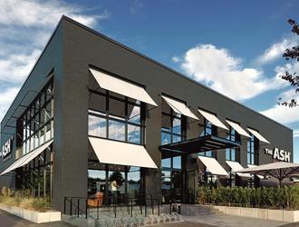 Restauracja The ASH w Troisdorf-Spich
