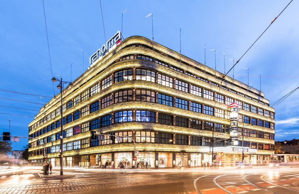 Dom handlowy Renoma we Wrocławiu: kolejna przebudowa