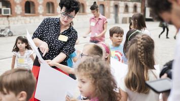 Studio Zoochitecture: Iza Rutkowska przekształca kolejne przestrzenie publiczne według pomysłu dzieci
