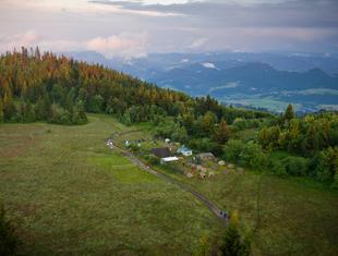 Modelowe Schronisko Górskie na Lubaniu – konkurs SARP