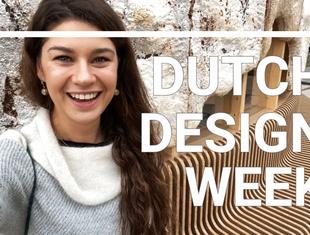 Domy przyszłości: filmowa relacja architektki Natalii Szyk Trochy z Dutch Design Week 2019