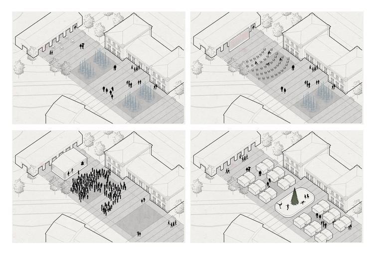 Rewitalizacja centrum Myszkowa – wyniki konkursu na nowe zagospodarowanie centrum Myszkowa