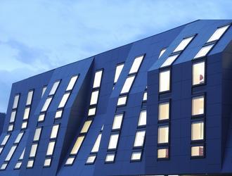 Zasady łączenia okien w zestawy. Optyczne powiększanie przestrzeni