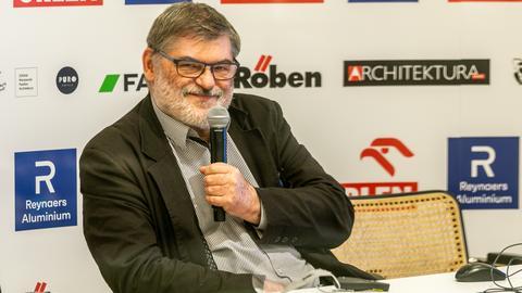 Jerzy Szczepanik-Dzikowski o MCK w Katowicach [FILM]