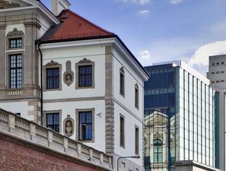 Centrum Chopinowskie w Warszawie \ The Chopin Center in Warsaw