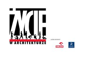 Gala finałowa IX edycji konkursu ŻYCIE W ARCHITEKTURZE: oglądaj on-line 19 listopada o godzinie 20.00
