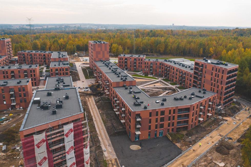 Mieszkanie Plus Katowice: Nowy Nikiszowiec projektu 22Architekci [GALERIA]