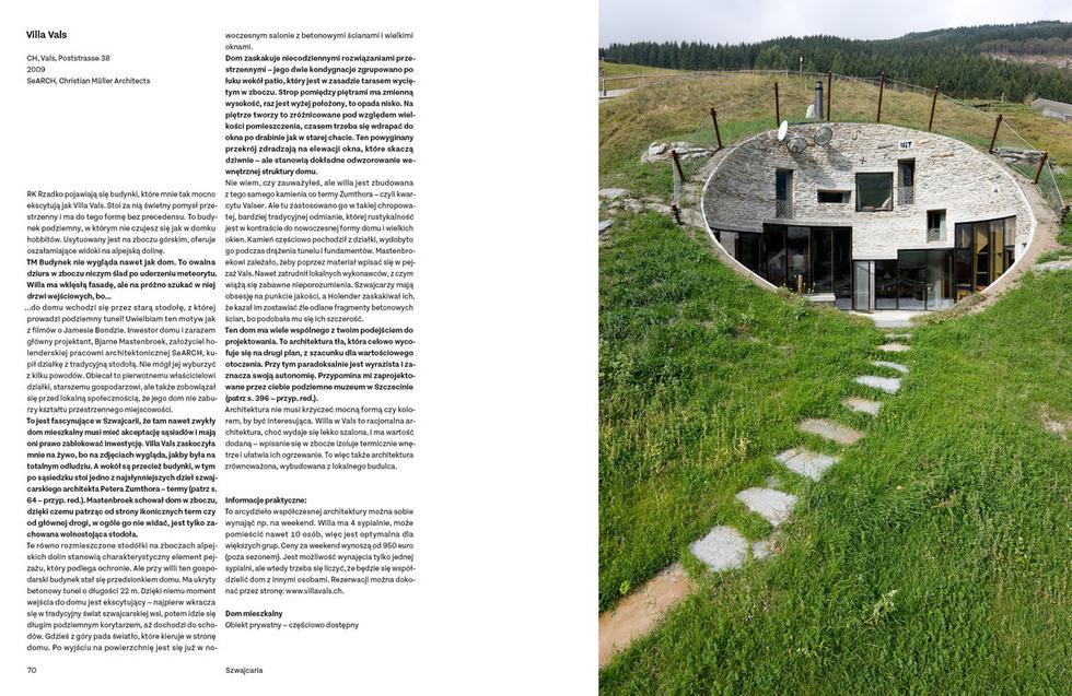Archiprzewodnik po Europie: Robert Konieczny i Tomasz Malkowski oprowadzają po najciekawszych realizacjach Starego Kontynentu