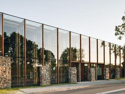 Rozbudowa Muzeum Fryderyka Chopina w Żelazowej Woli \ Extension of the Fryderyk Chopin Museum in Żelazowa Wola