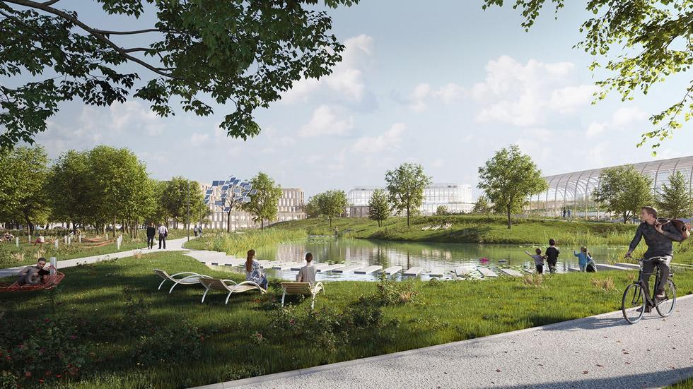 Wilanów Park: kokurs inwestorski na projekt ogólnodostępnego parku w Warszawie