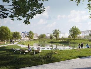 Wilanów Park: konkurs inwestorski na projekt ogólnodostępnego parku w Warszawie
