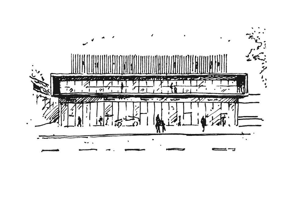 Hotel ibis Styles w Tomaszowie Lubelskim projektu MTA Architekci
