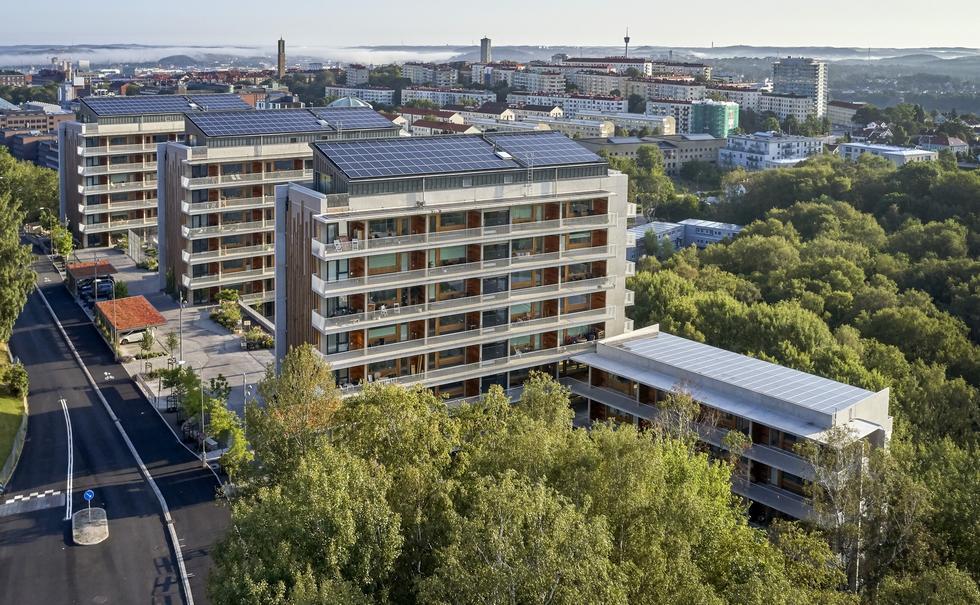 Zielony Göteborg. Wirtualna podróż studyjna
