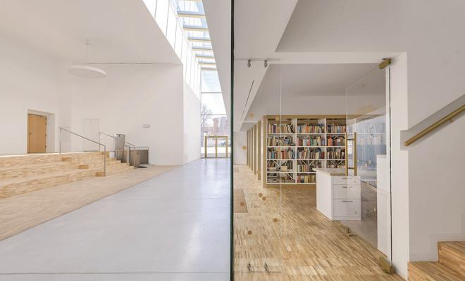 Biblioteka / Głuchołazy