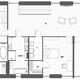 Cut House od KUMstudio: gra świateł na bryle