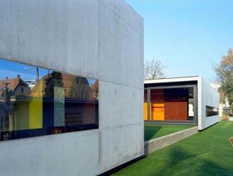 Architektura Fotografia Miejsce: show poświęcone Rogerowi Freiowi i Hannesowi Henzowi
