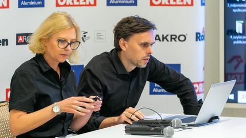 Dorota Sibińska i Filip Domaszczyński o Domu dla bezdomnych w Jankowicach [FILM]