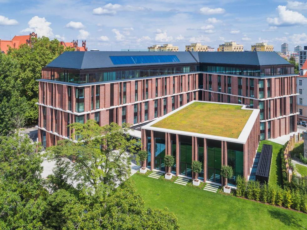 Hotel The Bridge Wrocław: realizacja Forum Architekci na Ostrowie Tumskim