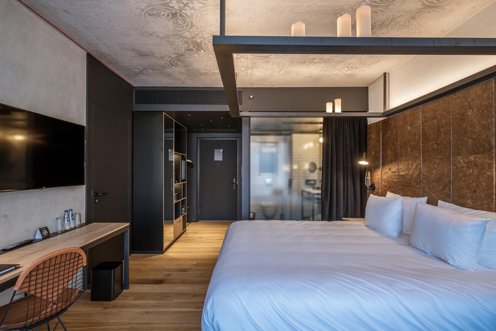 Hotel The Bridge Wrocław: zaglądamy do środka Mgallery Hotel na Ostrowie Tumskim