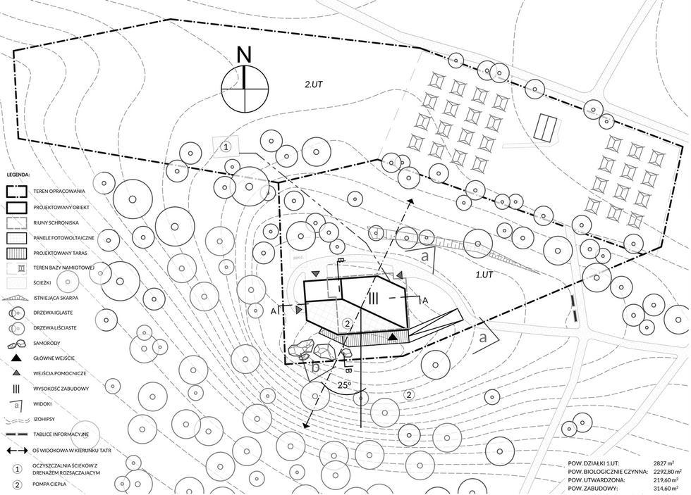 Modelowe schronisko górskie na Lubaniu – wyniki konkursu SARP