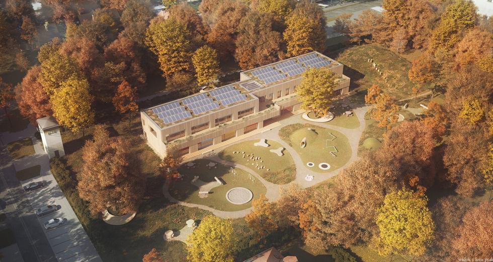 Energoefektywne przedszkole w Michałowicach: wyniki konkursu SARP