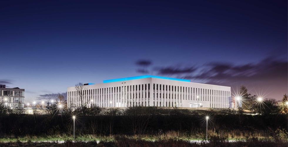 Nowa siedziba Wydziału Architektury Politechniki Poznańskiej z superenergooszczędną iluminacją
