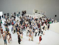 Krakowska odsłona wystawy Architektura muzyką przestrzeni