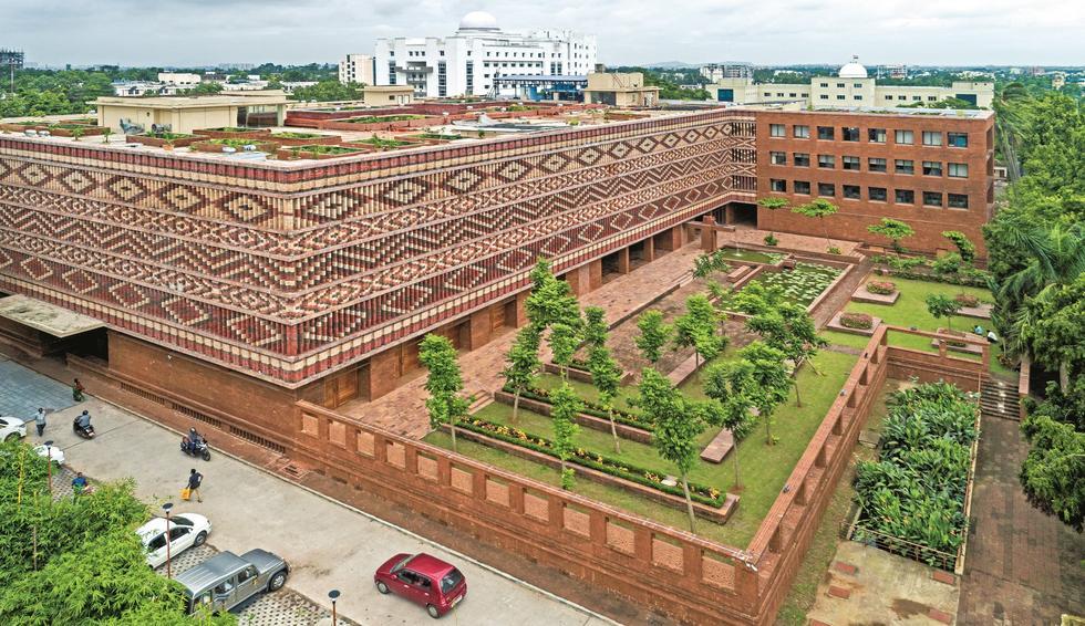 Centrum administracyjne / Indie