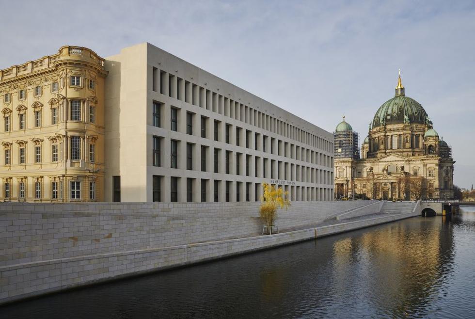 Humboldt Forum. Nowe serce Berlina