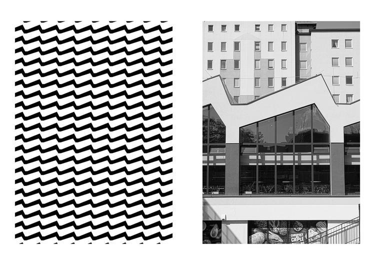 WZORY LUBLINA: seria patternów inspirowanych detalami miasta