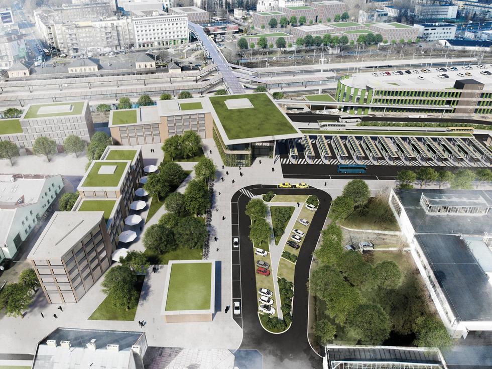 Centrum Przesiadkowe w Bielsku-Białej: konkurs SARP