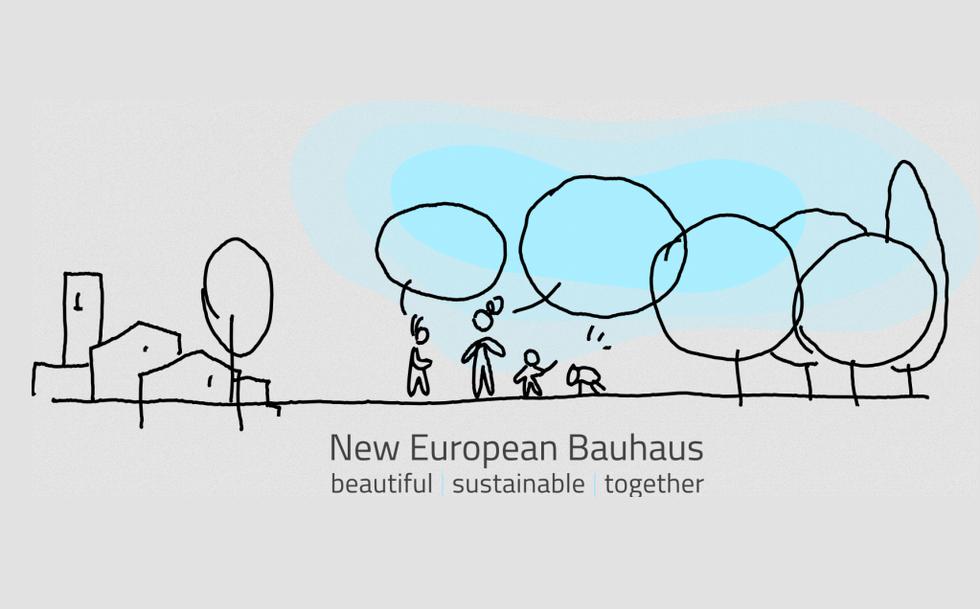 Nowy Europejski Bauhaus: zaproszenie do współpracy i konkurs na zielone realizacje przyszłości