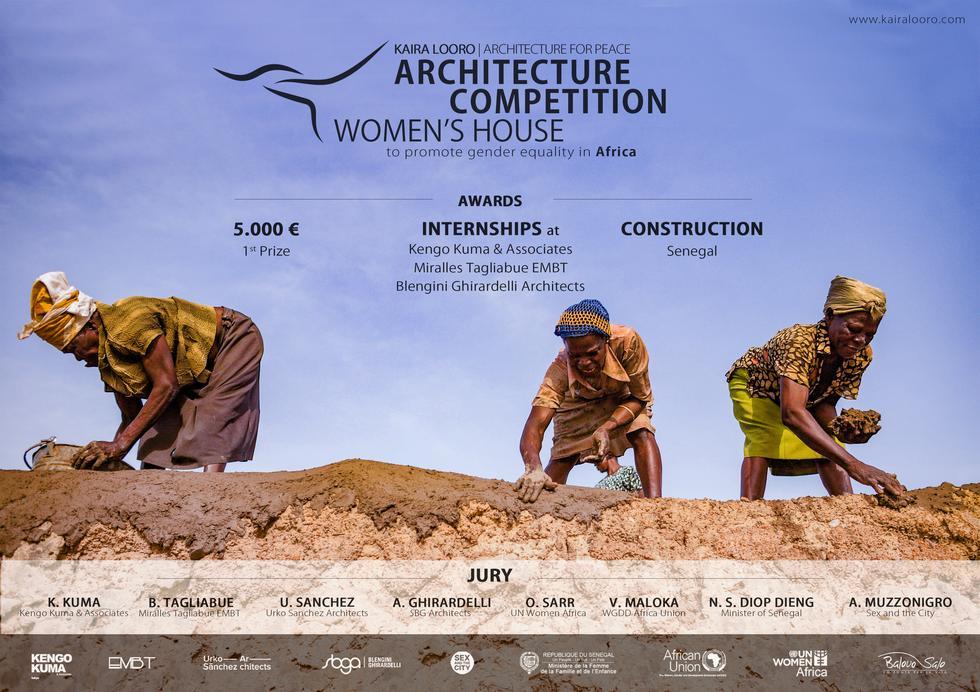 Dom Kobiet: konkurs realizacyjny dla studentów i młodych architektów
