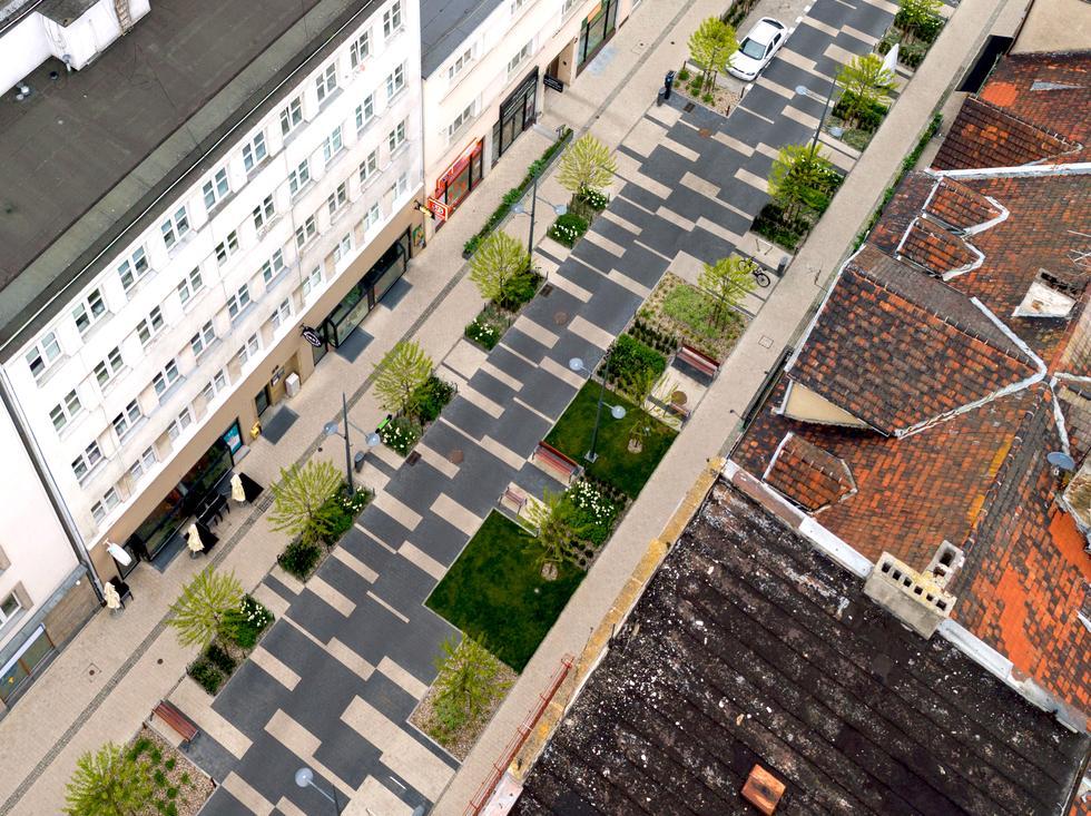 Najlepsze przestrzenie publiczne według TUP