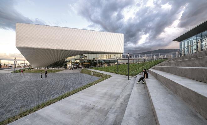 Muzeum Olimpijskie i Paraolimpijskie projektu Diller Scofidio + Renfro