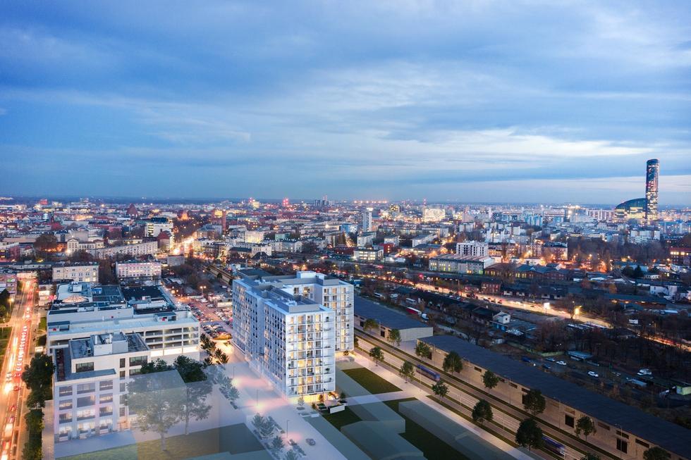 Budynek Braniborska we Wrocławiu: z miłości do modernizmu