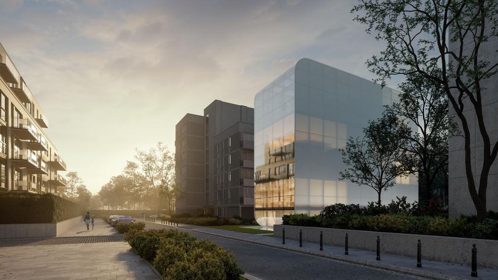 Mac Maxi: nowy apartamentowiec od KWK Promes Robert Konieczny