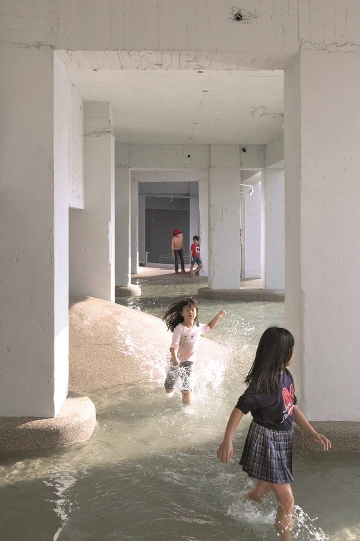Tainan Spring: zabawa w ruinach