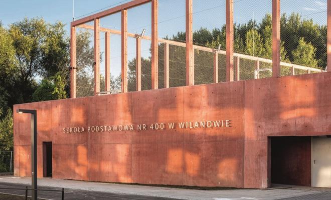 Szkoła w Wilanowie / Warszawa