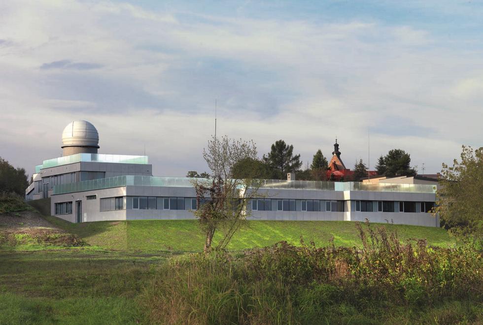 Obserwatorium / Niepołomice